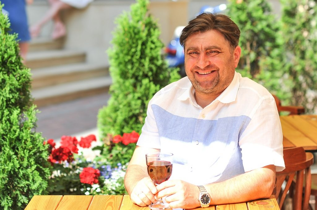 Lwowianin Stworzył Sieć Gruzińskich Restauracji Która
